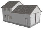 g377 garage with apartment plan