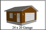 Garage With Apartment